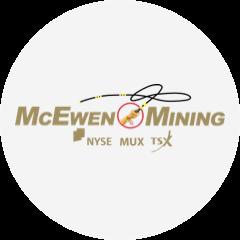 McEwen Mining, Inc. logo