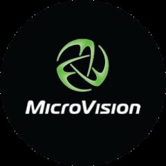 MicroVision, Inc. logo