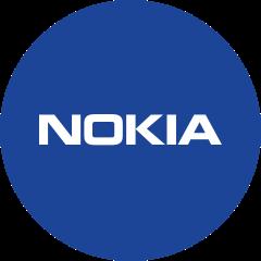 Nokia Corp - ADR logo