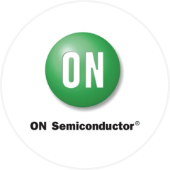 ON Semiconductor Corp. logo