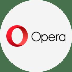 Opera Ltd. logo