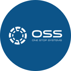 One Stop Systems, Inc. logo