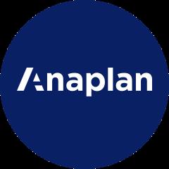 Anaplan, Inc. logo