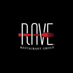 Rave Restaurant Group, Inc. logo