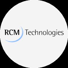 RCM Technologies, Inc. logo