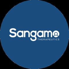 Sangamo Therapeutics, Inc. logo