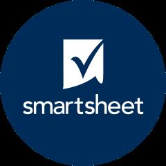 Smartsheet, Inc. logo