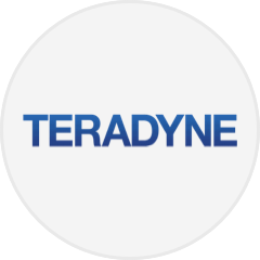 Teradyne, Inc. logo