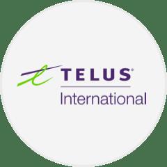TELUS International (CDA), Inc. logo