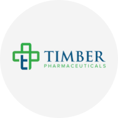 Timber Pharmaceuticals, Inc. logo