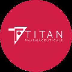 Titan Pharmaceuticals, Inc. logo