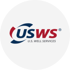 US Well Services, Inc. logo