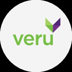 Veru, Inc. logo