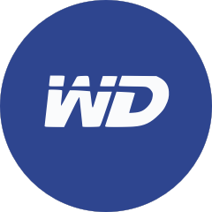 Western Digital Corp. logo