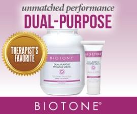 Biotone ad