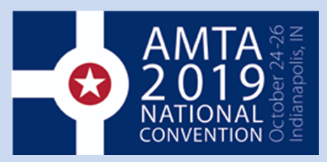 AMTA 2019 National Convention Logo