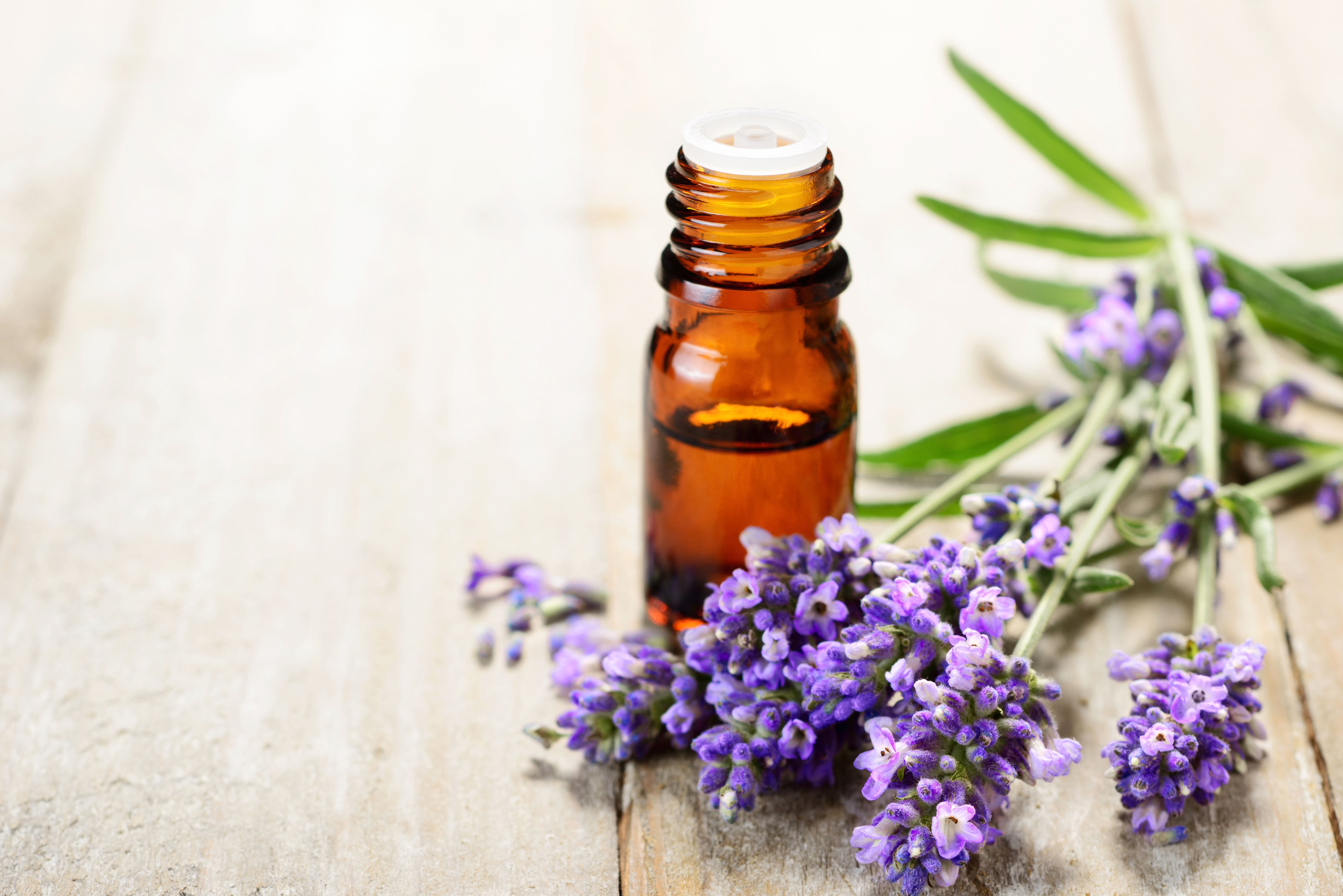Aromatherapy for a better night's sleep