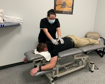 a fresh start in hospital-based massage