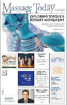 Massage Today Volume 19, Issue 7 Image