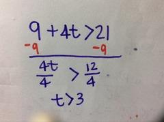 Algebra 1 Final Review Set