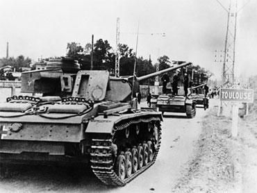 German Battle Tactics
