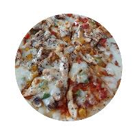 Chicken Black Pepper Pizza