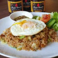 Nasi Goreng Ayam Sambal Ijo
