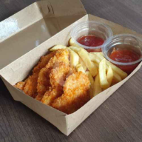 Chicken Nuggets + French Fries