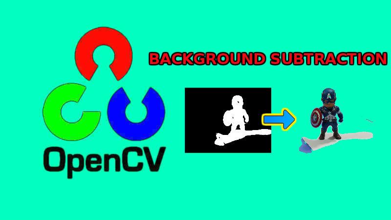 Giải thuật Background Subtraction trên ảnh màu