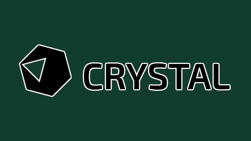 Crystal tut 1: Làm quen với Crystal - Hello World!