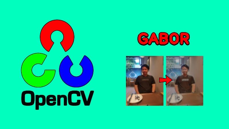 Trích đặc trưng Gabor filters (OpenCV)