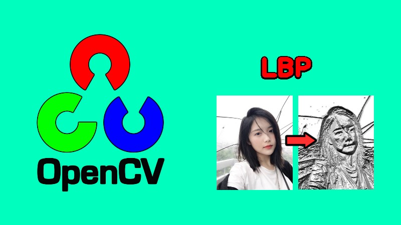 Hiện thực trích đặc trưng Local Binary Patterns (LBP)