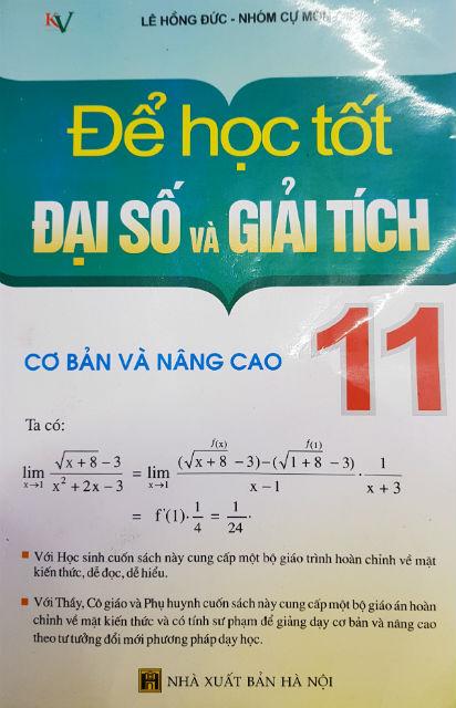 Sách toán lớp 11