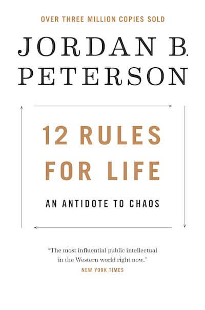 book summary - 12 Rules of Life by Jordan Peterson