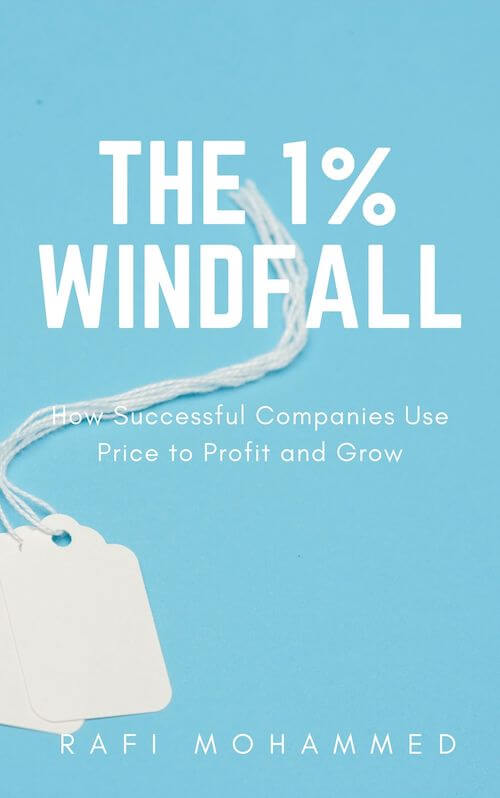 book summary - The 1% Windfall by Rafi Mohammed