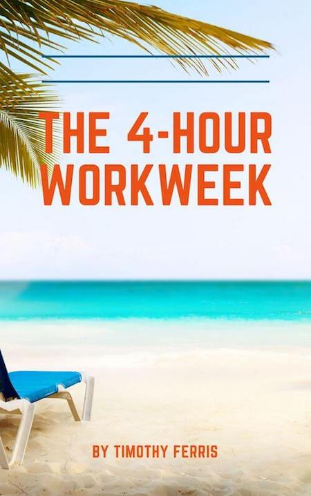book summary - The 4-Hour Workweek by Tim Ferriss