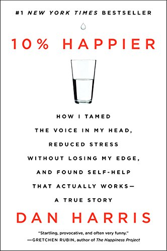 10% Happier by Dan Harris book summary