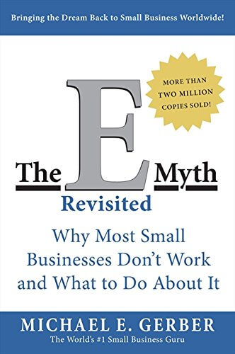book summary - The E-Myth Revisited by Michael Gerber