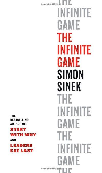 book summary - The Infinite Game by Simon Sinek