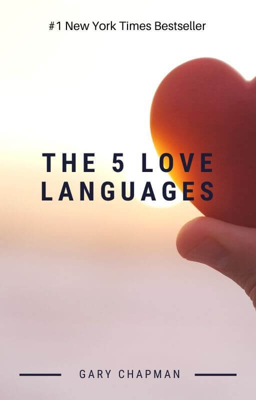 book summary - The 5 Love Languages by Gary Chapman