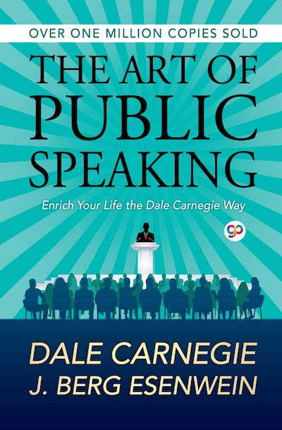 book summary - The Art of Public Speaking by Dale Carnegie