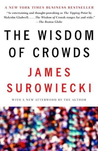 book summary - The Wisdom of Crowds by James Surowiecki