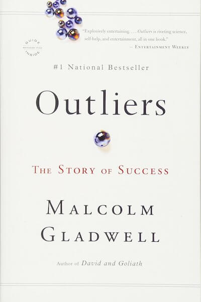 book summary - Outliers by Malcolm Gladwell