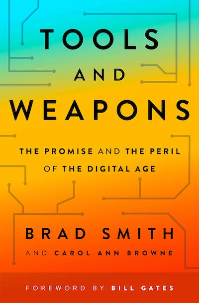 book summary - Tools and Weapons by Brad Smith