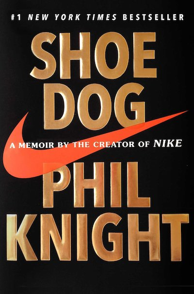 Shoe Dog by Phil Knight book summary