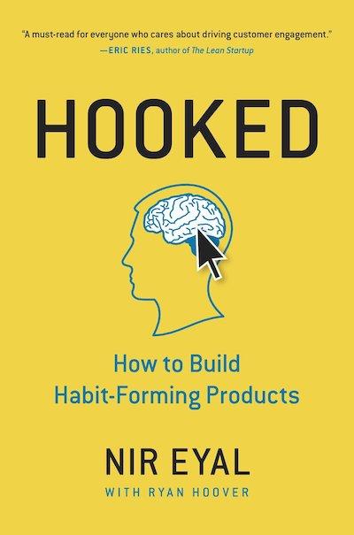 book summary - Hooked by Nir Eyal