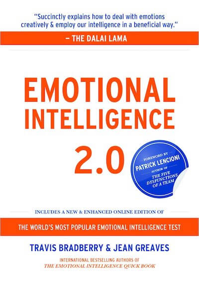 book summary - Emotional Intelligence 2.0 by Travis Bradberry