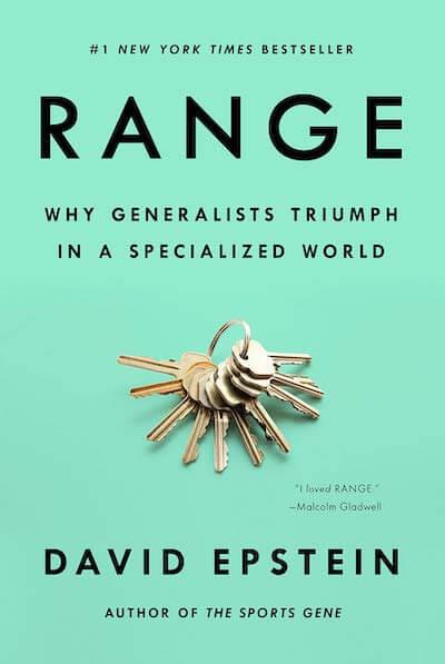book summary - Range by David Epstein
