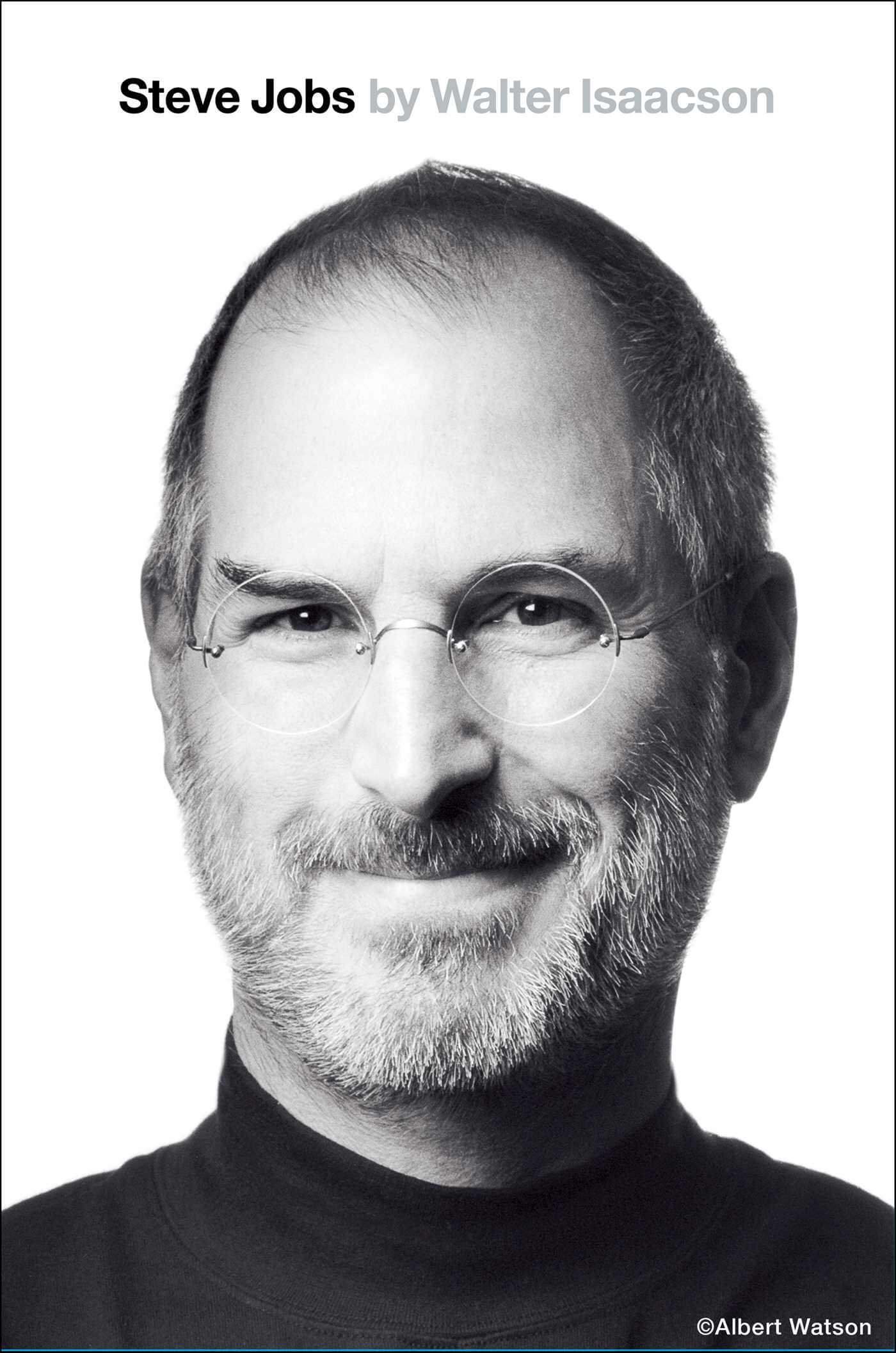 Book summary for Steve Jobs