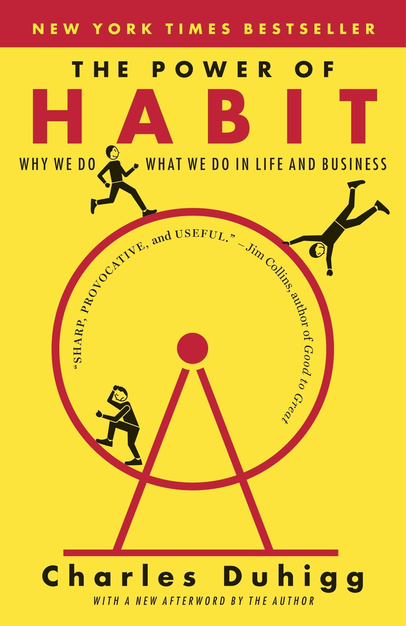 book summary - The Power of Habit by Charles Duhigg